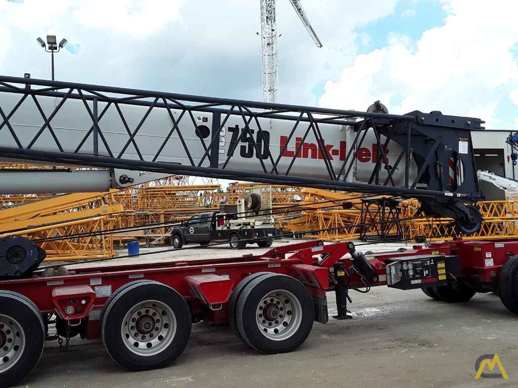 2014 Link-Belt TCC-750 75-Ton Telescopic Crawsler Crane 7