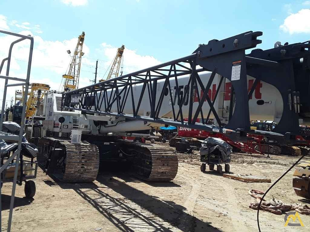 2014 Link-Belt TCC-750 75-Ton Telescopic Crawsler Crane 10