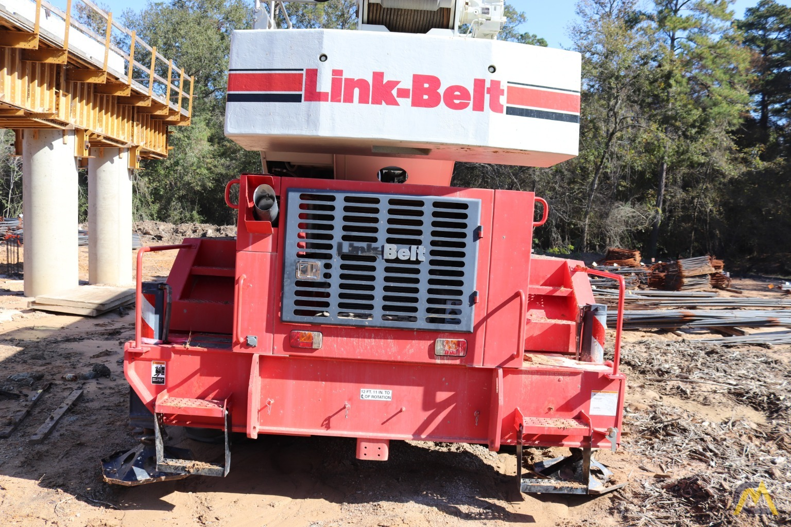 2014 Link-Belt RTC-8065 65-Ton Rough Terrain Crane 29