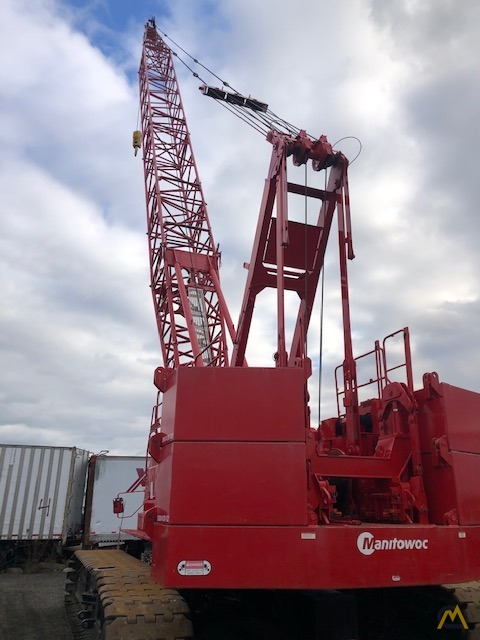 2014 Manitowoc 12000-1 120-Ton Lattice Boom Crawler Crane 7