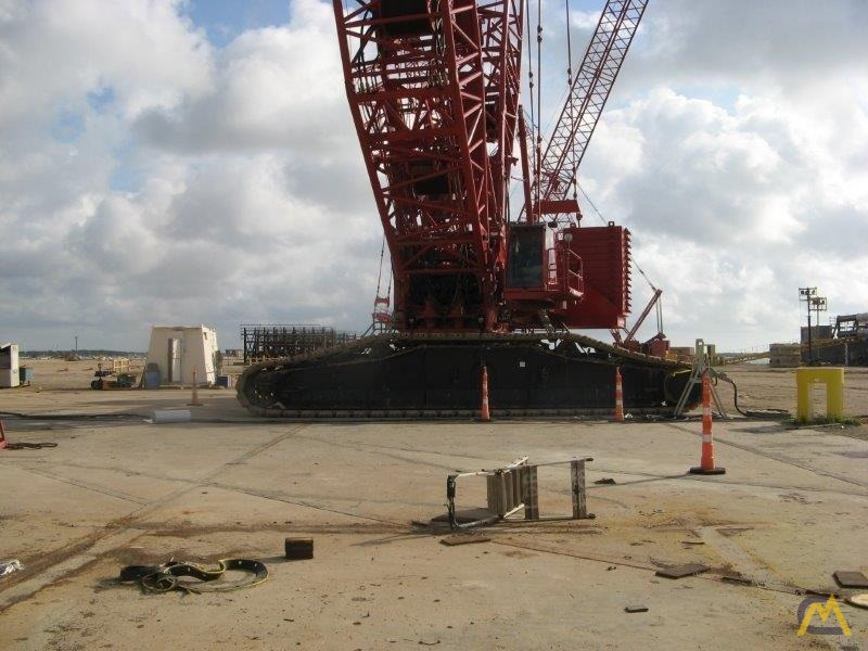 2014 Manitowoc 18000 825-Ton Lattice Boom Crawler Crane 3