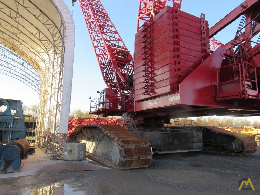 2014 Manitowoc 18000 825-Ton Lattice Boom Crawler Crane 14