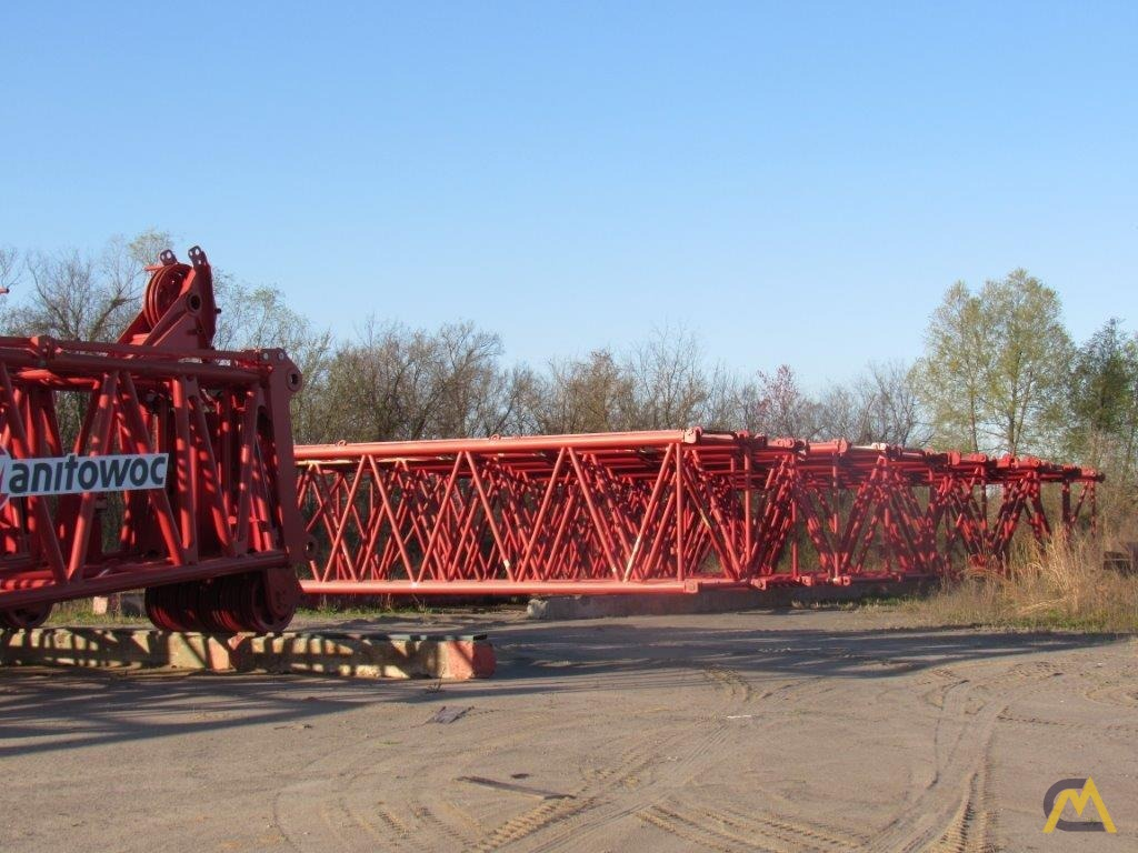 2014 Manitowoc 18000 825-Ton Lattice Boom Crawler Crane 27