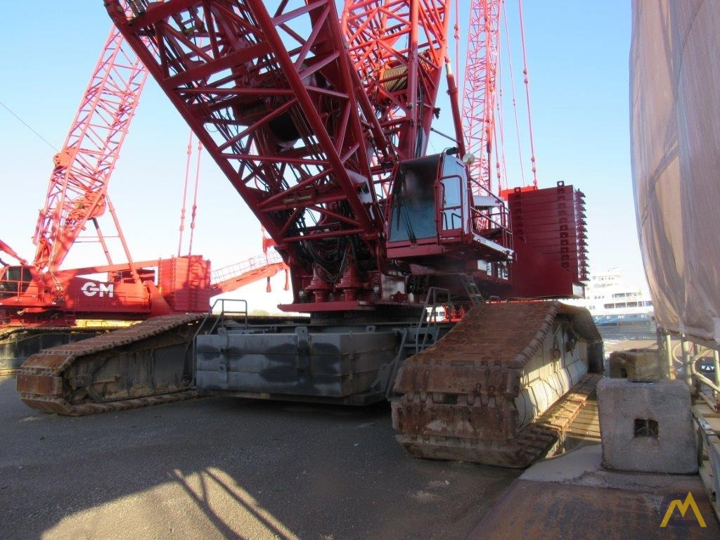 2014 Manitowoc 18000 825-Ton Lattice Boom Crawler Crane 7