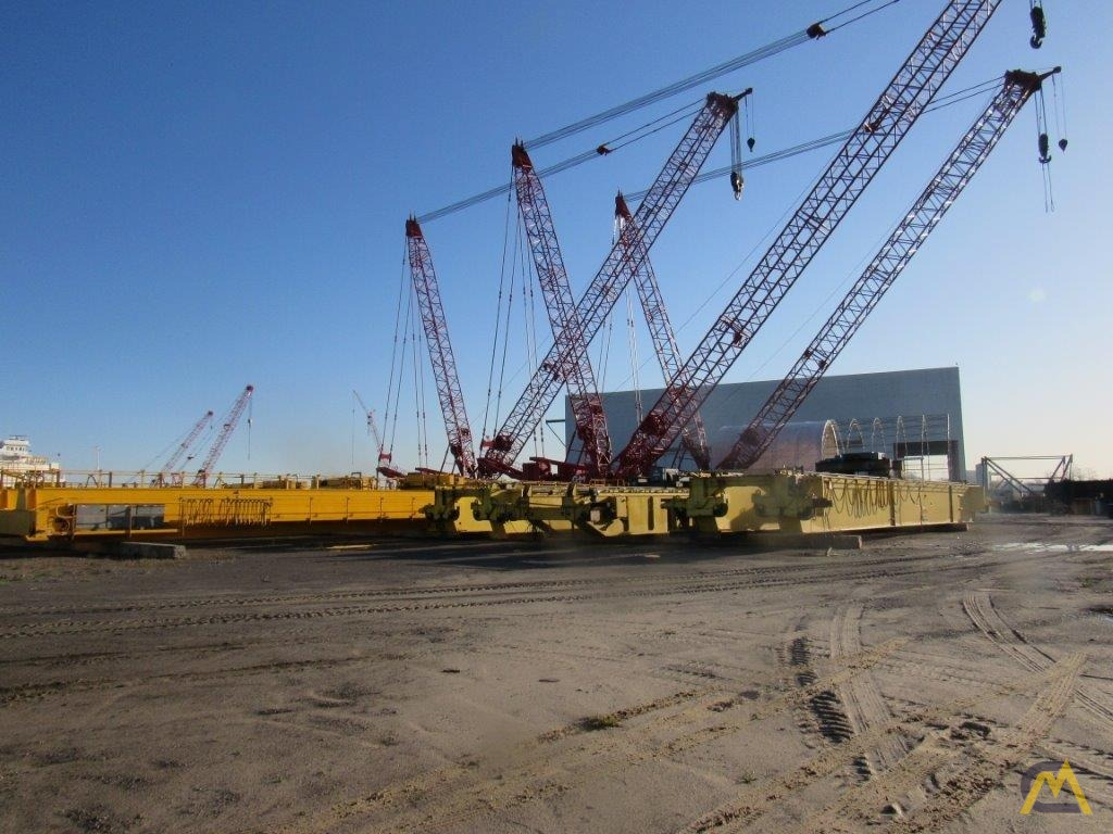 2014 Manitowoc 18000 825-Ton Lattice Boom Crawler Crane 29