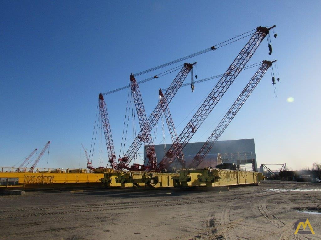 2014 Manitowoc 18000 825-Ton Lattice Boom Crawler Crane 30