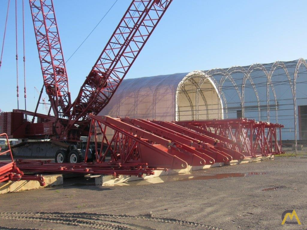 2014 Manitowoc 18000 825-Ton Lattice Boom Crawler Crane 32