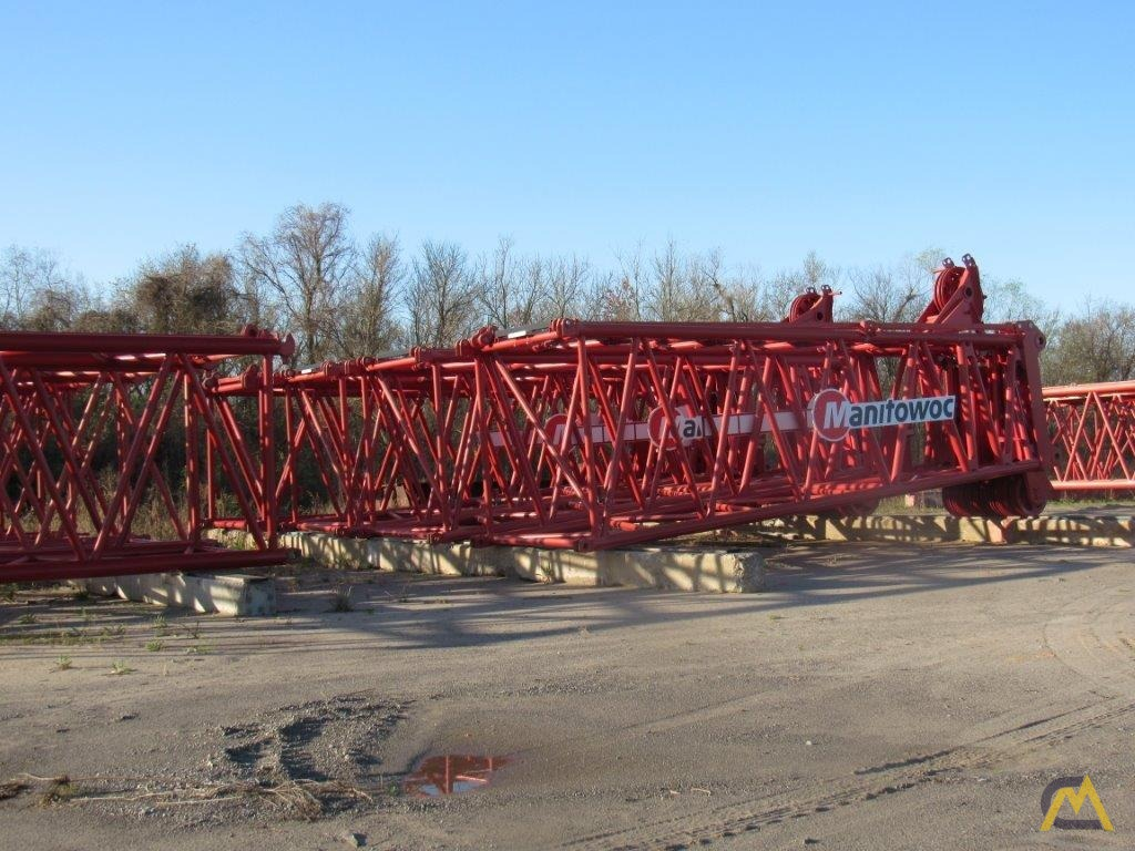 2014 Manitowoc 18000 825-Ton Lattice Boom Crawler Crane 26