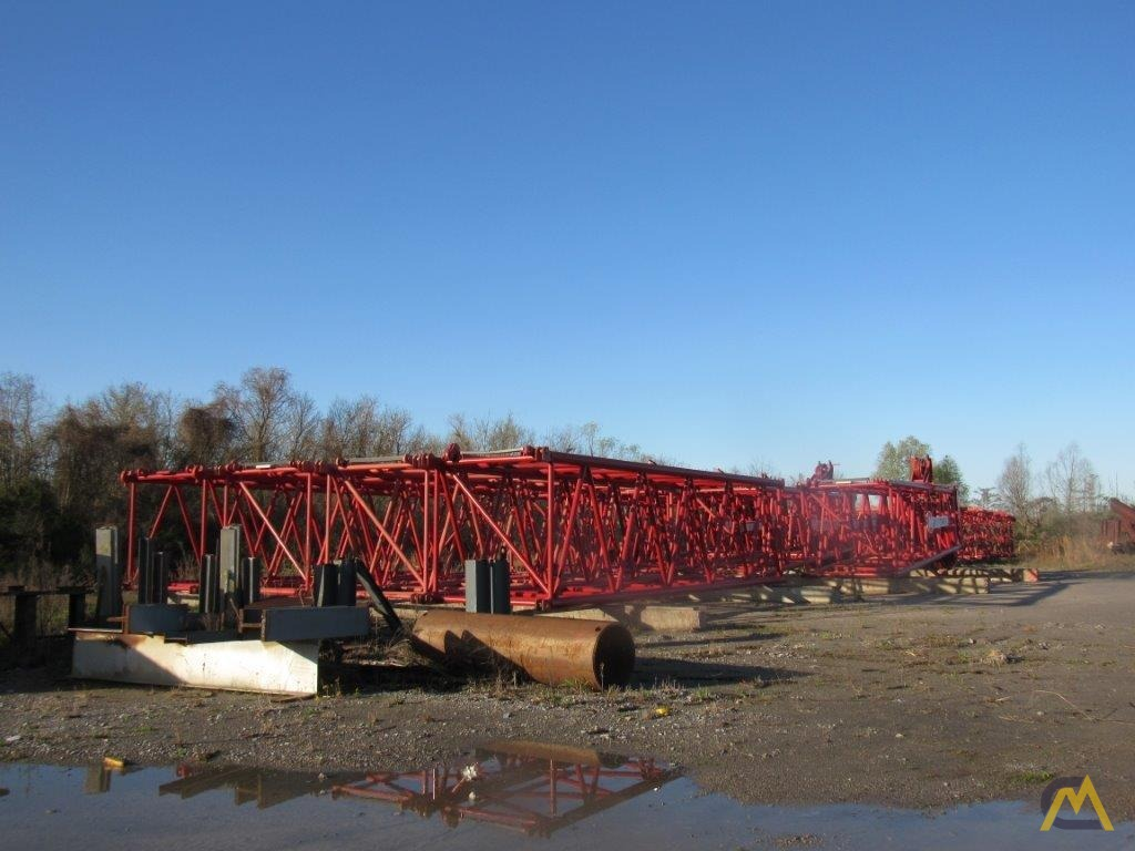 2014 Manitowoc 18000 825-Ton Lattice Boom Crawler Crane 25