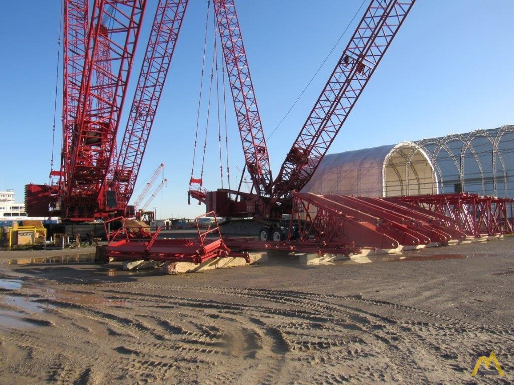 2014 Manitowoc 18000 825-Ton Lattice Boom Crawler Crane 31