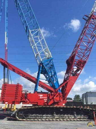 2015 Manitowoc 16000 440-Ton Lattice Boom Crawler Crane 2