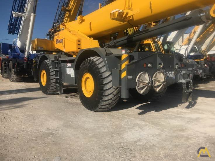 2017 Grove GRT8100 100-Ton Rough Terrain Crane 8