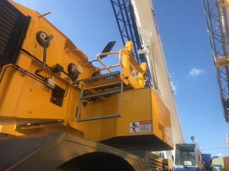2017 Grove GRT8100 100-Ton Rough Terrain Crane 17