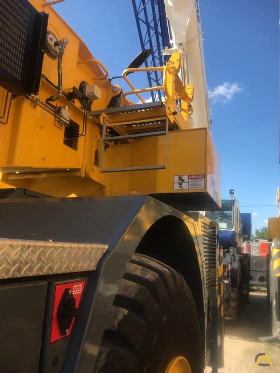 2017 Grove GRT8100 100-Ton Rough Terrain Crane 21
