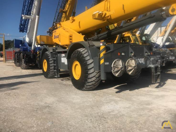 2017 Grove GRT8100 100-Ton Rough Terrain Crane 33