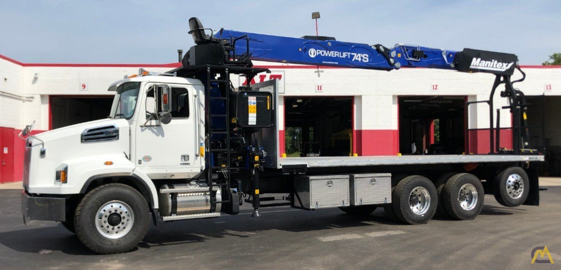 2019 Manitex POWERLIFT 74S Drywall Delivery Crane 0