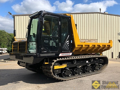 2019 Morooka MST2200VD Crawler Carrier 0