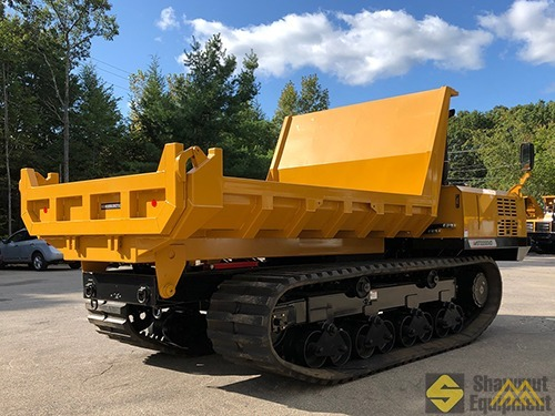 2019 Morooka MST2200VD Crawler Carrier 1