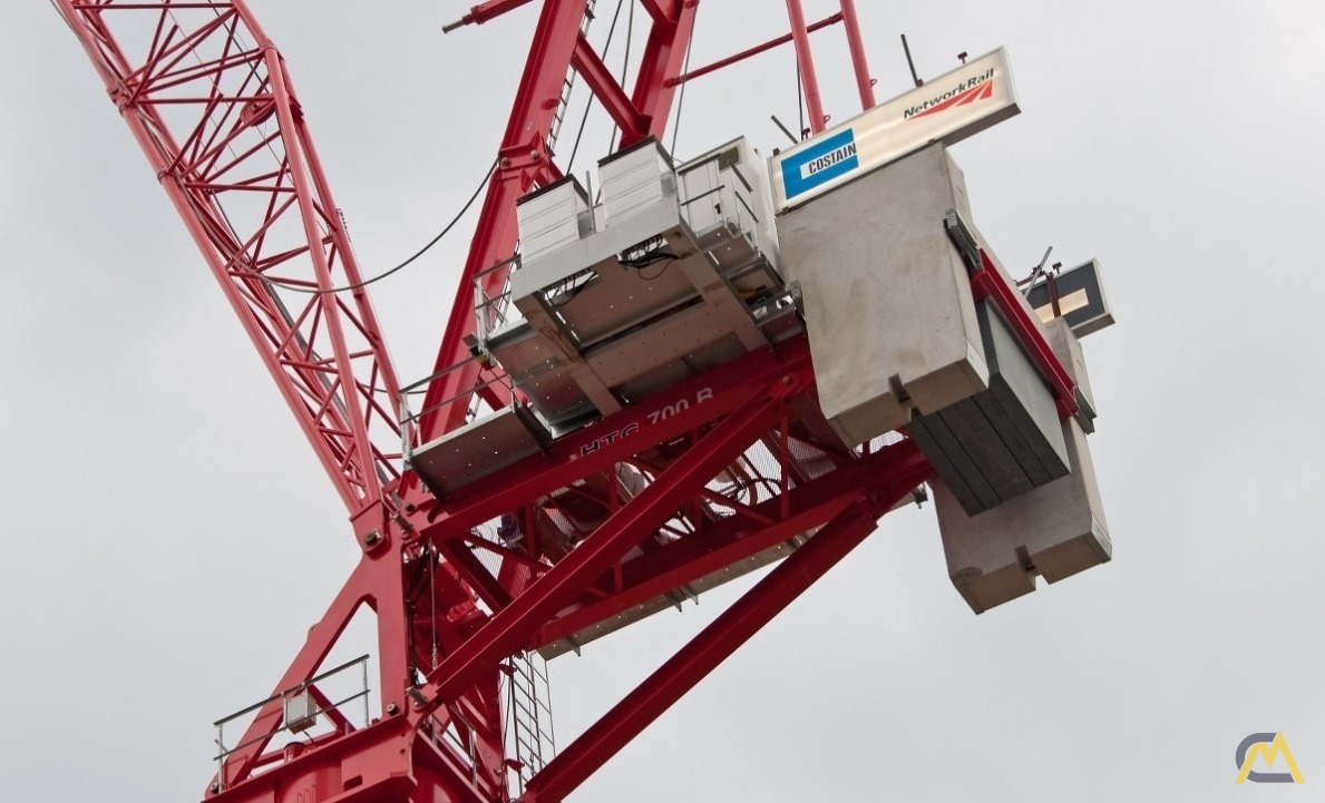 2019 Wolff 700 B Tower Crane 3