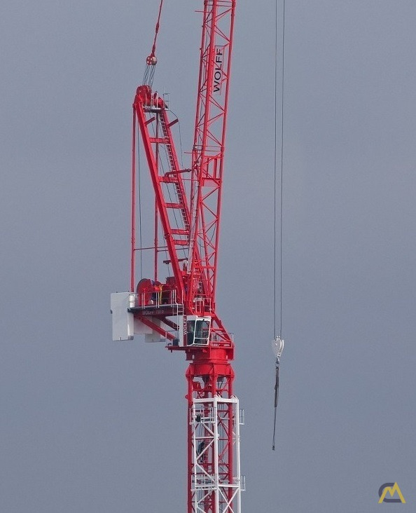 2019 Wolff 700 B Tower Crane 7
