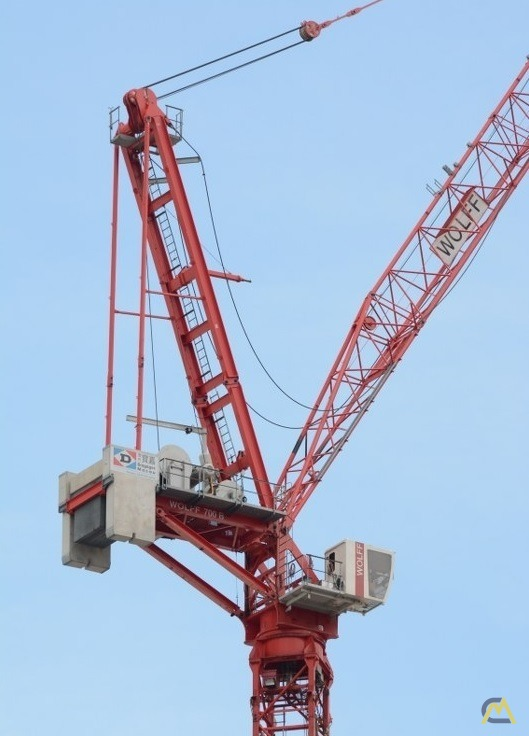 2019 Wolff 700 B Tower Crane 2