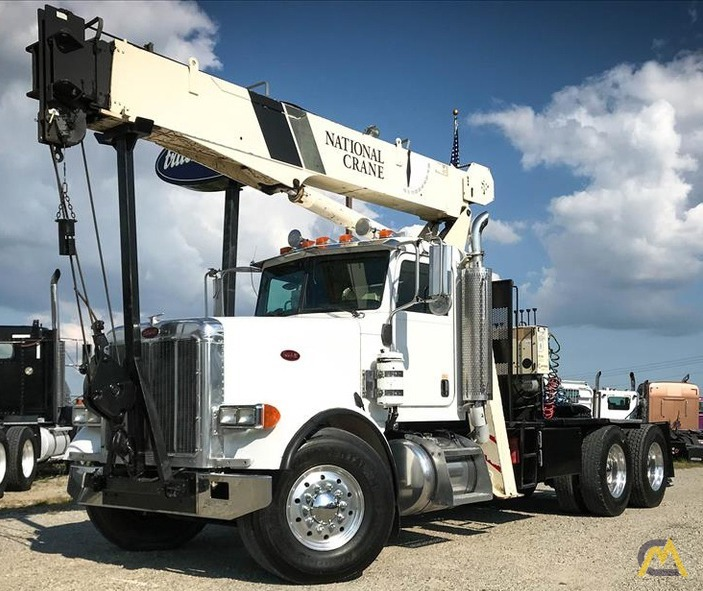 Crane Truck For Sale >> 20t National 638e Tractor Mounted Boom Truck For Sale Trucks Cranes