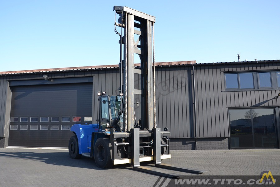 25t Hyster H25XMS-9 Lift Truck 0