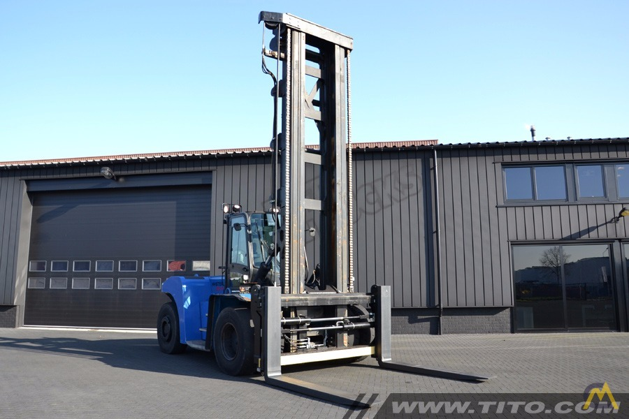 25t Hyster H25XMS-9 Lift Truck 1
