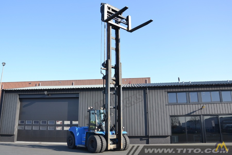 25t Hyster H25XMS-9 Lift Truck 6