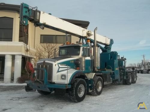 28-TON NATIONAL SERIES 1100 (1169) BOOM TRUCK on KENWORTH T800 For Sale