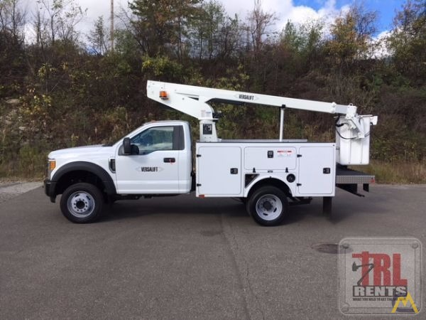 4b8a4ca517 34  Versalift TEL-29-N Telescopic Bucket Truck on Ford F-450 SOLD ...