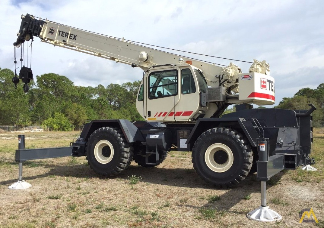 Terex RT335-1 35-Ton Rough Terrain Crane For Sale