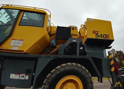 Grove RT540E 40-Ton Rough Terrain Crane 1