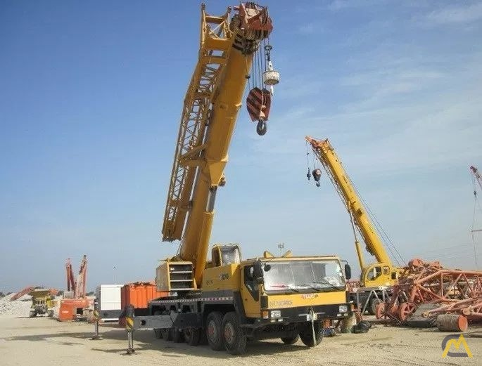 50 TON XCMG QY50K HYDRAULIC TRUCK CRANE For Sale