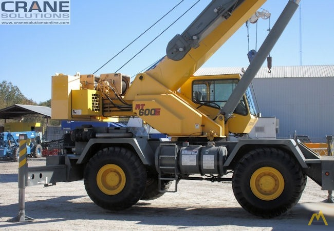 Grove RT650E 50-Ton Rough Terrain Crane 0