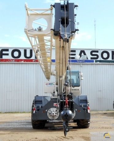 Terex RT 555 55-ton Rough Terrain Crane 6