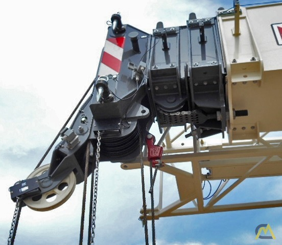 Terex RT 555 55-ton Rough Terrain Crane 18
