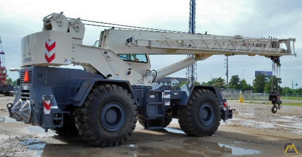Terex RT 555 55-ton Rough Terrain Crane 5
