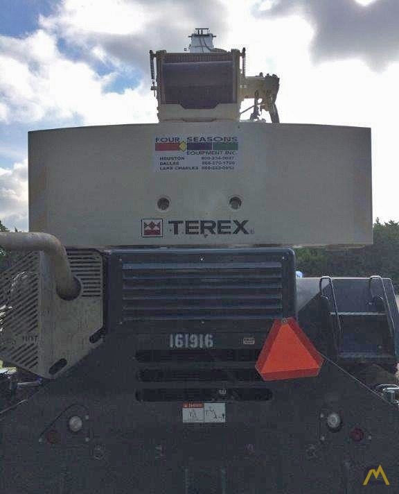 Terex RT 670 70-ton Rough Terrain Crane 8