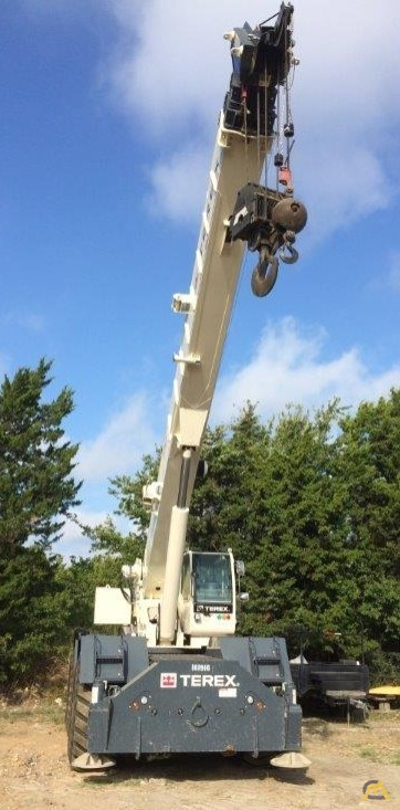 Terex RT 670 70-ton Rough Terrain Crane 5