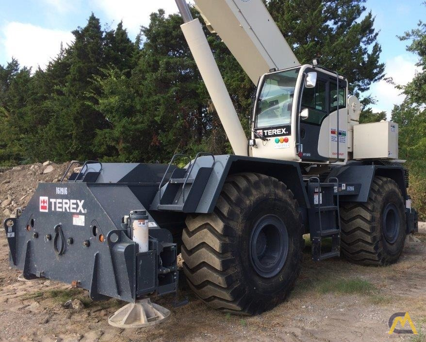 Terex RT 670 70-ton Rough Terrain Crane 1