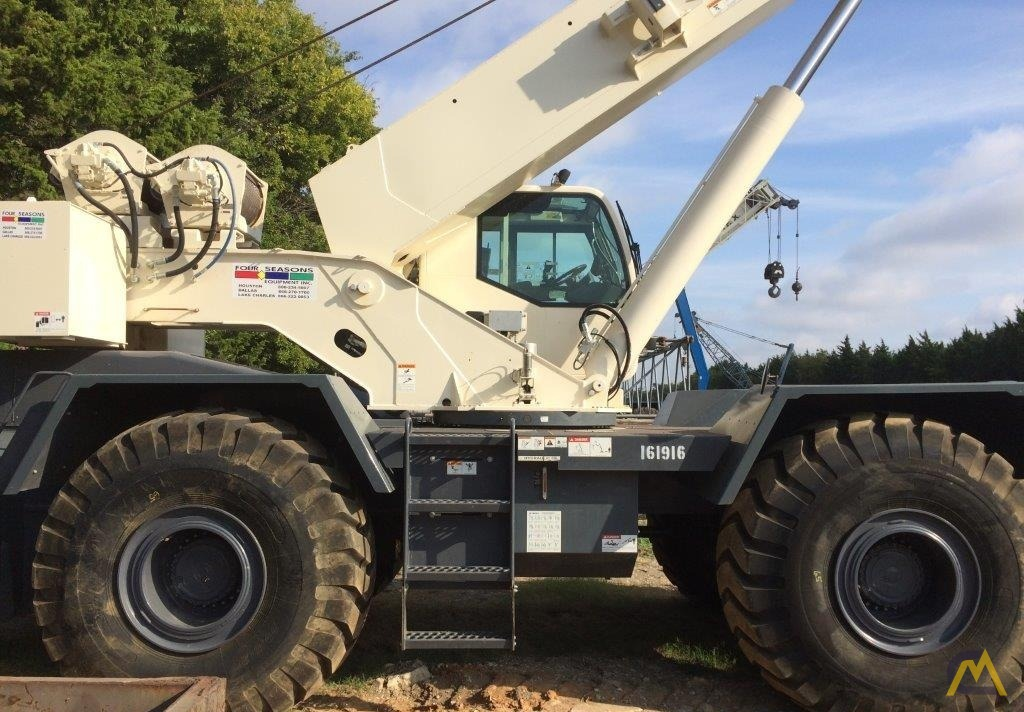 Terex RT 670 70-ton Rough Terrain Crane 2
