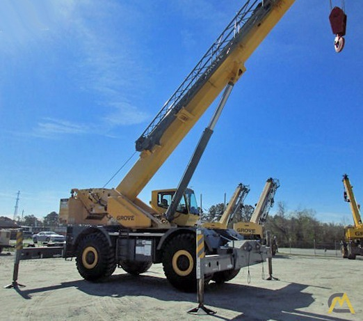 Grove RT880E 80-Ton Rough Terrain Crane 3