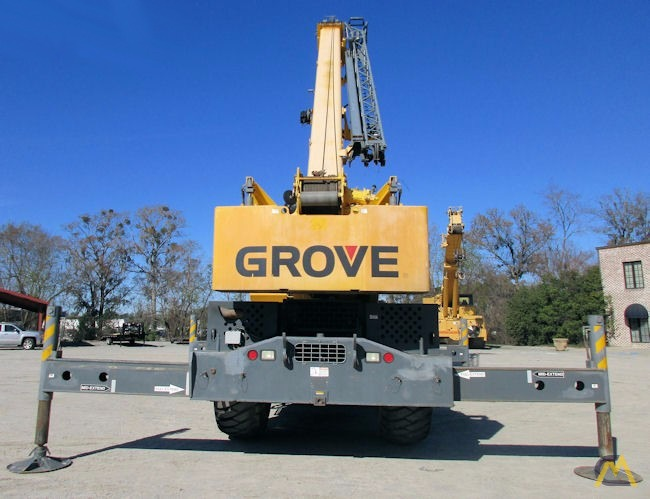 Grove RT880E 80-Ton Rough Terrain Crane 6
