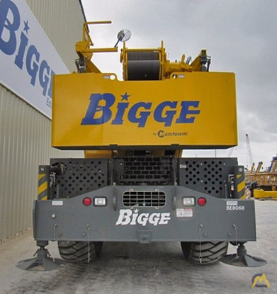 Grove RT880E 80-Ton Rough Terrain Crane 7