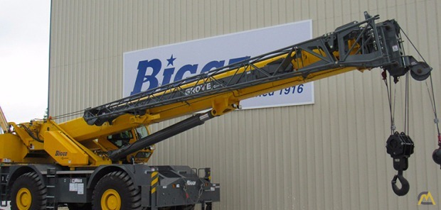 Grove RT880E 80-Ton Rough Terrain Crane 8