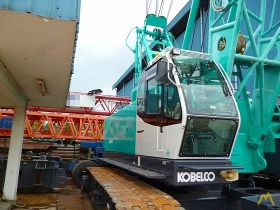 80t Kobelco CKE800-1F Lattice Boom Crawler Crane SOLD