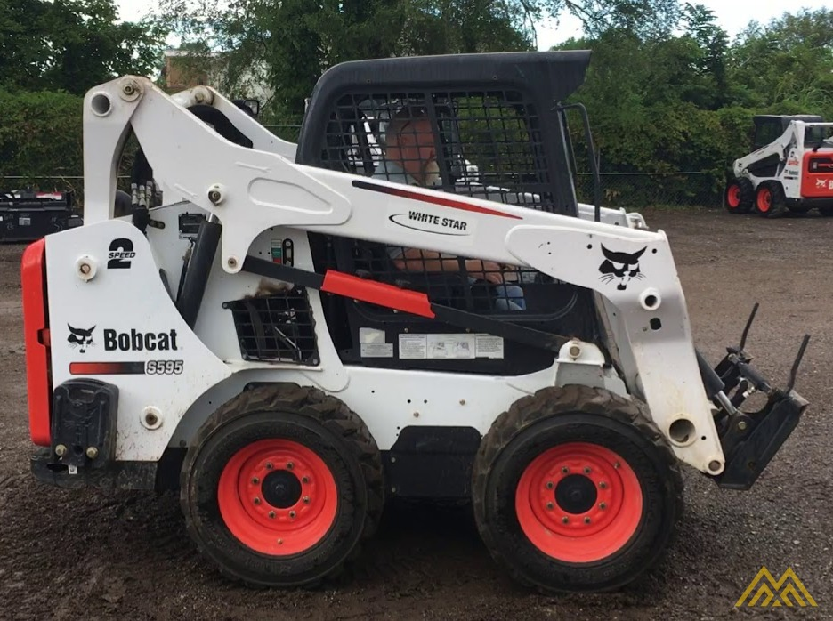 Bobcat S595 Skid Steer Loader 0