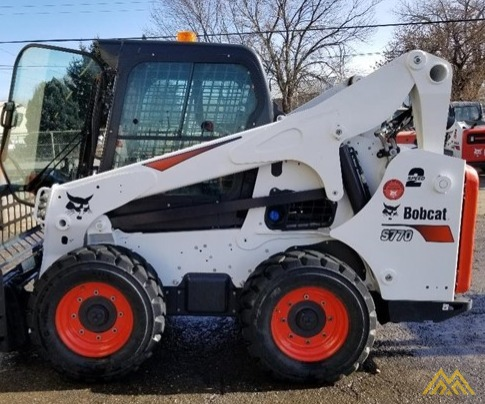 Bobcat S770 Skid Steer Loader 0