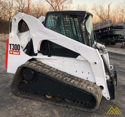 Bobcat T300 Skid Steer Loader 0